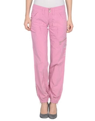Guru Casual Pants Light Purple