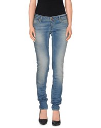 Meltin Pot Denim Denim Trousers Women