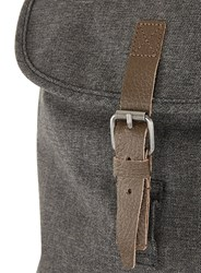 Topman Eastpak Grey Denim Backpack