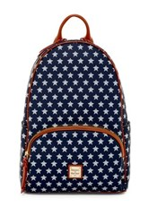 Dooney And Bourke Astros Backpack Blue