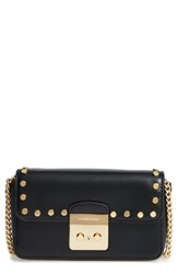 Michael Michael Kors Sloan Editor Leather Wallet On A Chain