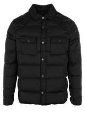 Chevignon Ksmooth Down Jacket Noir Black Denim