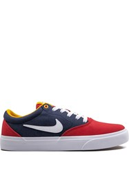 Nike Charge Cnvs Sb Sneakers Red