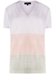 Fay Short Sleeved Knitted Top 60