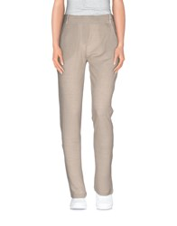 Lorena Antoniazzi Trousers Casual Trousers Women Beige