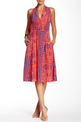 Eva Franco Ace Dress Multi