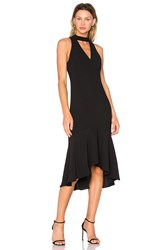 Amanda Uprichard Valentina Dress Black