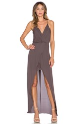 Rory Beca Maid By Yifat Oren Jones Gown Taupe