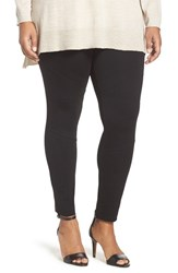 Vince Camuto Plus Size Women's Two By Ponte Moto Leggings
