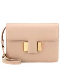 Tom Ford Sienna Medium Leather Shoulder Bag Pink