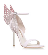 Sophia Webster Evangeline Butterfly Sandals Female Beige