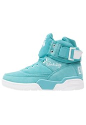 Ewing 33 Hightop Trainers Soft Teal Green