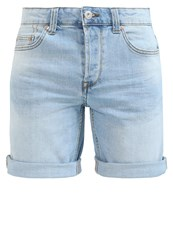 Only And Sons Onsloom Denim Shorts Light Blue Denim Light Blue Denim