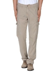 Rossopuro Denim Pants Beige