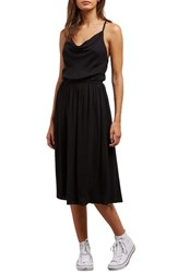 Volcom Mystic Mama Dress Black