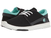 Etnies Scout Navy Blue White Women's Skate Shoes