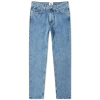 Calvin Klein 035 Straight Fit Jean Blue