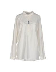 Meltin Pot Shirts Blouses Women White