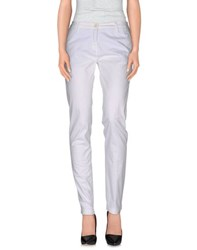 U.S. Polo Assn. U.S.Polo Assn. Trousers Casual Trousers Women White