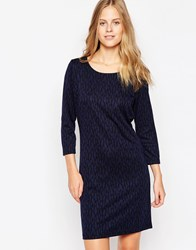 Soaked In Luxury Long Sleeve Pencil Dress