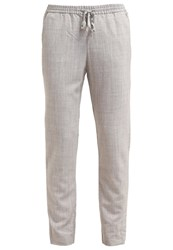 Gap Track Trousers Light Heather Grey Mottled Light Grey
