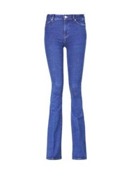 Mih Jeans Mih Bodycon Marrakesh Flare Jeans Palo