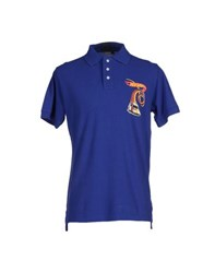 Blomor Topwear Polo Shirts Men Blue