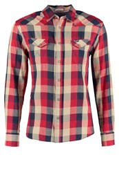 Wrangler Regular Fit Shirt Red Dark Red