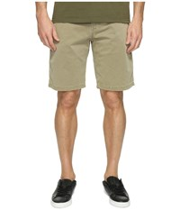 Lucky Brand Comfort Stretch Shorts Twill Men's Shorts Taupe