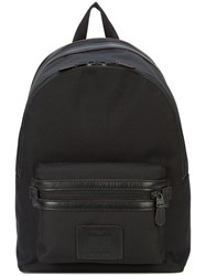 Coach Academy Backpack Black