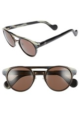 Moncler Women's 50Mm Keyhole Sunglasses