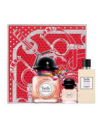 Hermes Limited Edition F And 234Tes En Herm And 232S Twilly D'herm And 232S Gift Set Eau De Parfum