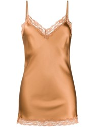 Max And Moi Lace Trimmed Satin Camisole 60