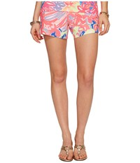 Lilly Pulitzer Ocean View Boardshorts Multi Playa Hermosa Women's Shorts
