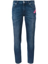 Versus Slim Fit Jeans Blue