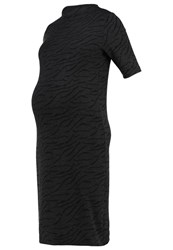 Mama Licious Mljaco Jersey Dress Black