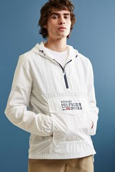 Tommy Hilfiger Windbreaker Jacket White