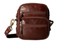 Scully Braden Versatile Travel Tote Brown Bags