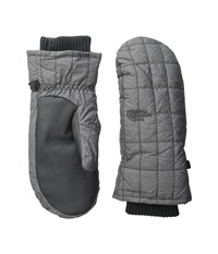 The North Face Metropolis Mitt Tnf Medium Grey Heather Extreme Cold Weather Gloves Gray