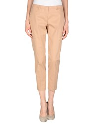 Gold Case Trousers 3 4 Length Trousers Women Military Green