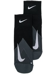 Nike Logo Socks Black