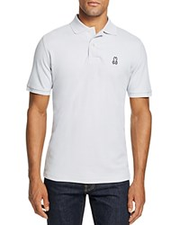 Psycho Bunny Classic Fit Polo Pearl Gray