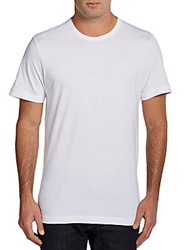 2Xist Cotton Crewneck Tees 3 Pack White