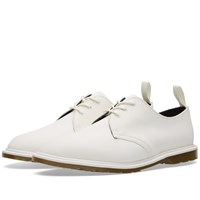 Dr. Martens X Norse Projects Steed Shoe Made In England White