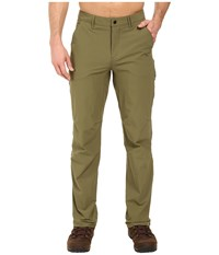 Adidas All Outdoor Flex Hike Pants Olive Cargo Men's Casual Pants