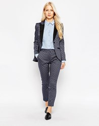 Closet Slim Fit Trousers Multi