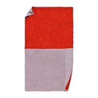 Hay Compose Beach Towel Red