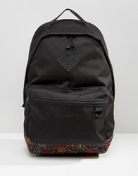 Vans Tiburon Backpack In Floral Print Multicolour