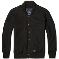 Bleu De Paname Teddy Jacket Black