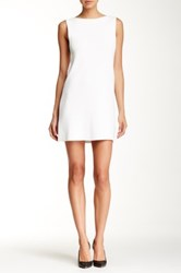 Derek Lam Band And Side Cutout Bodycon Dress White